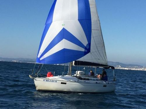 Segelboot Beneteau Oceanis 320 (1989)