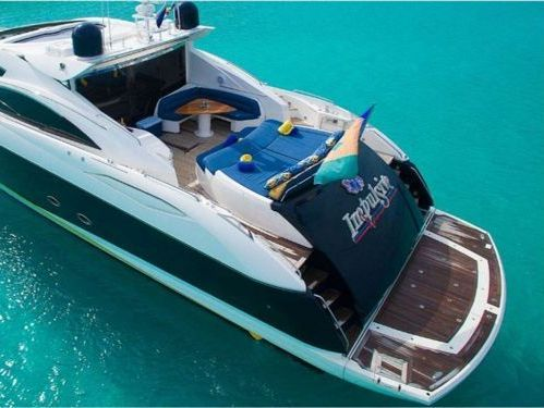 Motorboot Sunseeker Predator 82 (2004)