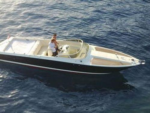 Motorboot Monte Carlo 30 (1986)