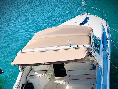 Motorboat Sea Ray 40 · 1999