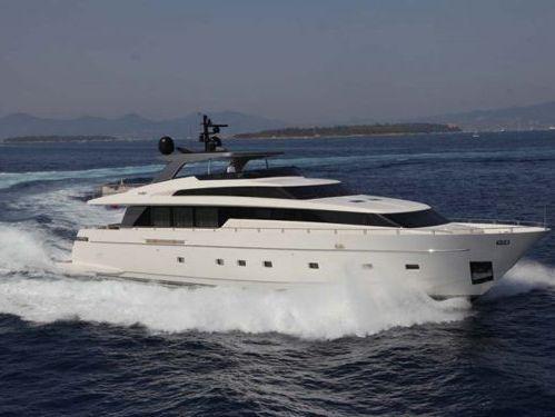 Motorboot San Lorenzo SL 104 (2012)