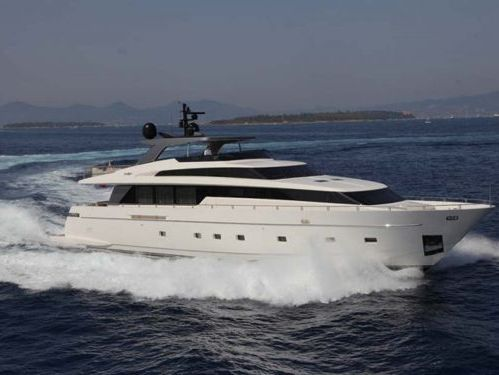 Motorboat San Lorenzo SL 104 · 2012