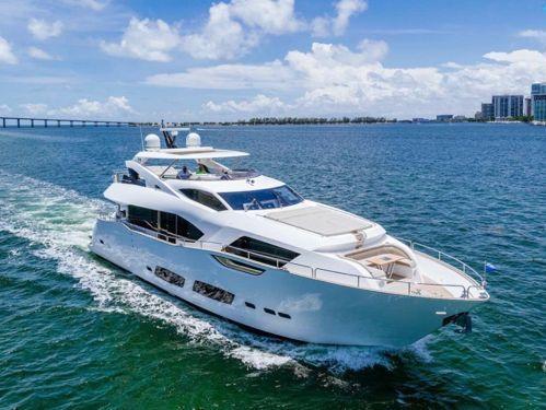 Imbarcazione a motore Sunseeker Yacht 95 · 2000
