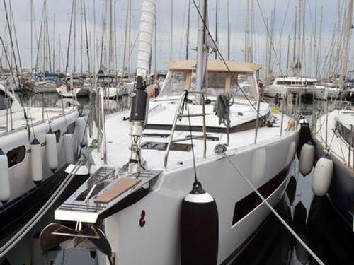 Barca a vela Beneteau Oceanis 62 (2019)