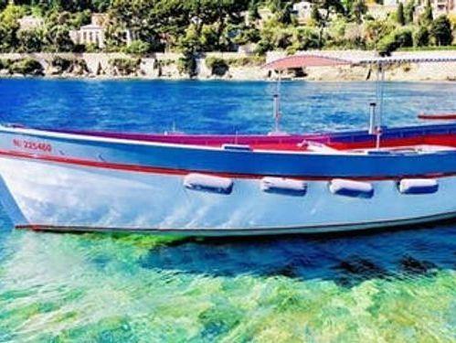 Sportboot Custom Built · 2000