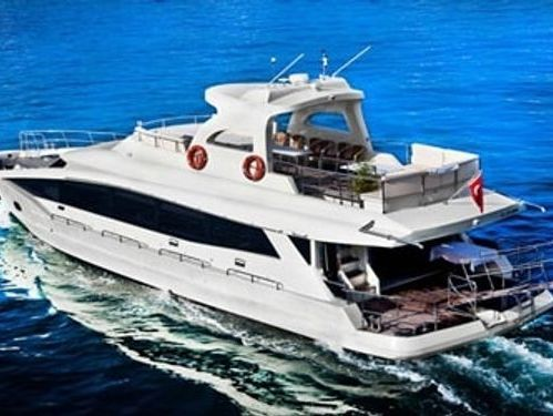 Motorboat Aegean Builders Custom Built · 2006