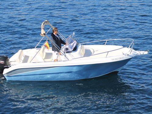 Sportboot Samoa 580 · 2016