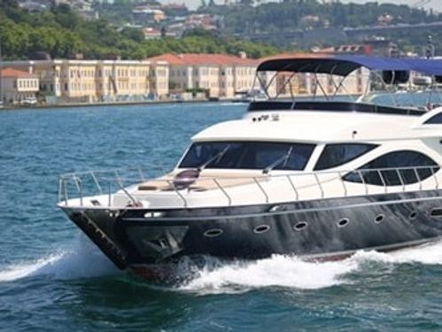 Motorboat Aegean Builders Custom Built · 2008