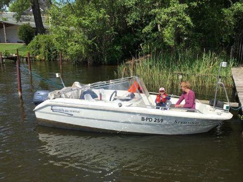 Speedboot Mystraly 520 (2015)
