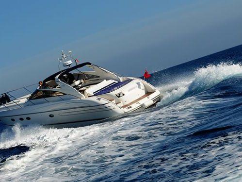 Motorboot Princess V50 (2006)