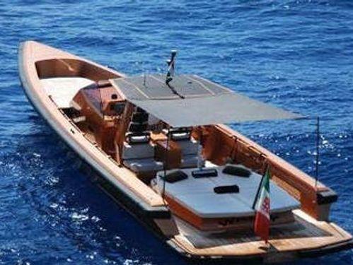 Motorboat Wally Tender 45 · 2008