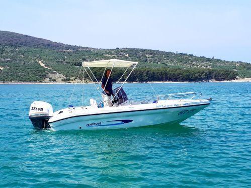 Sportboot Marvel 580 · 2014