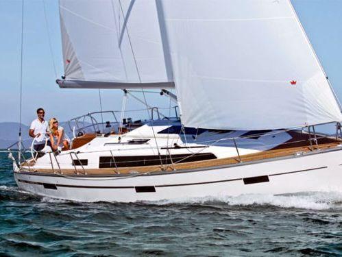 Segelboot Bavaria 37 · 2016