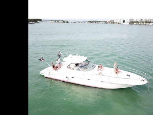 Imbarcazione a motore Sea Ray 580 SSS · 2000