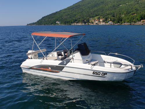 Sportboot Mano Marine 23.10 WA · 2007