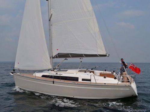 Velero Bavaria Cruiser 34 · 2017