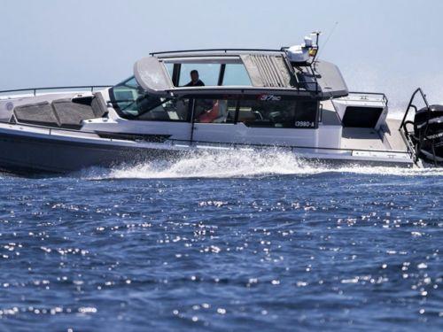 Motorboat Axopar 37 SC Brabus Line · 2019