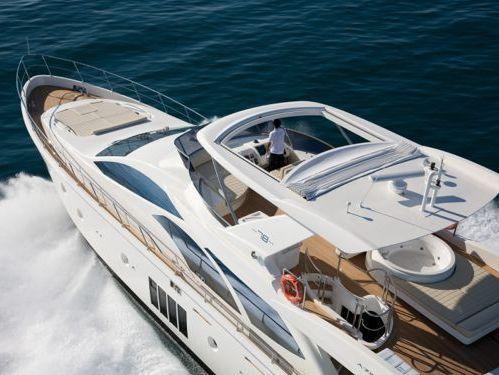 Imbarcazione a motore Azimut 77 (2013)