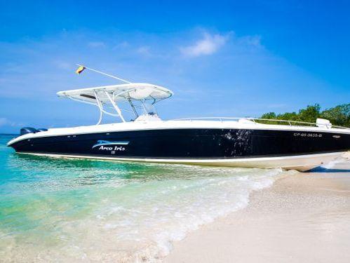 Speedboat Bravo 410 (2015)