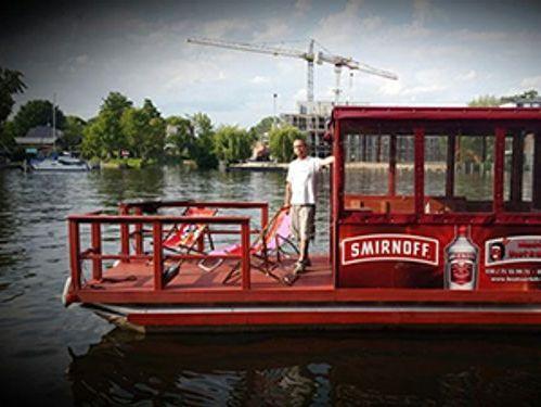 Speedboat Custom Built · 2016