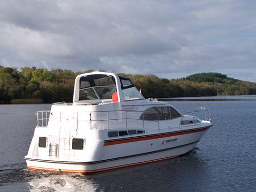 Motorboot Custom Built · 2010
