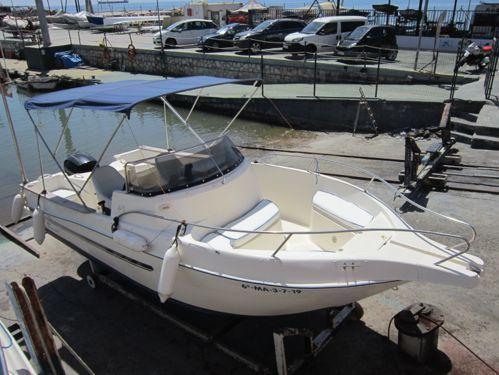 Speedboot Shiren 23 Open · 2008