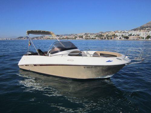 Imbarcazione a motore Galia 570 (2005)