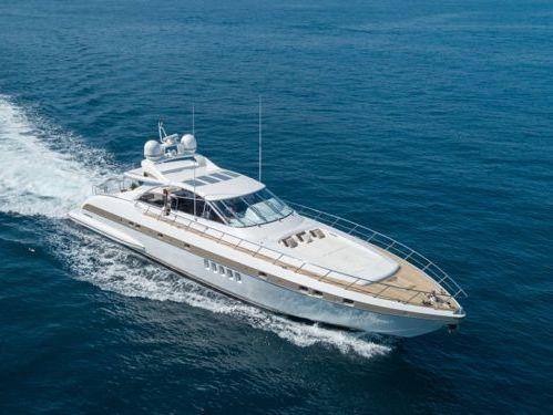 Motorboat Mangusta 80 · 2005