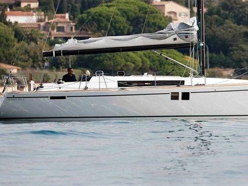 Zeilboot Wauquiez Centurion 57 · 2014