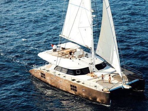 Catamaran Sunreef 70 · 2010