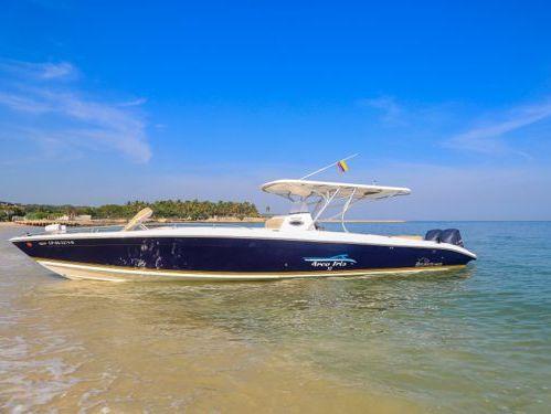 Speedboat Bravo 410 (2017)