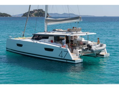 Catamarano Fountaine Pajot 47 · 2021