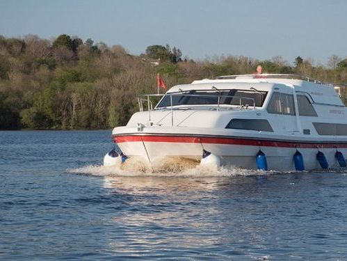 Motorboot Custom Built · 2016