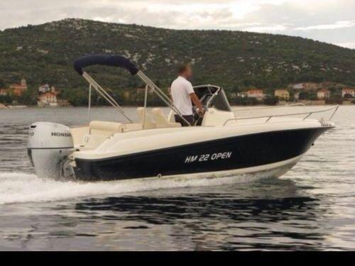 Sportboot HM 22 Open · 2015