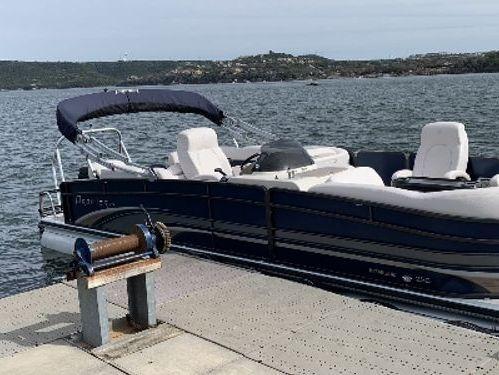 Sportboot Premier Explorer Tritoon · 2015