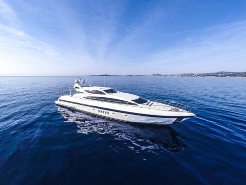 Motorboat Mangusta 105 · 2005
