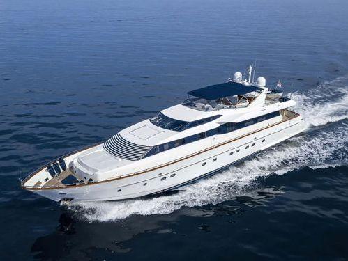Motorboat Falcon 106 · 2002