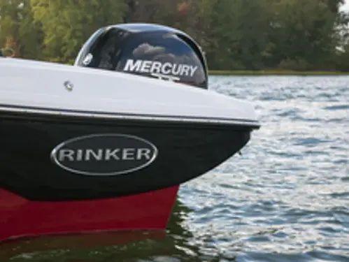 Speedboat Rinker QX18 OB · 2019