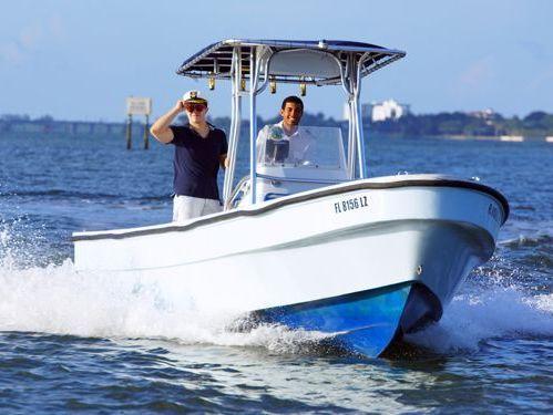 Speedboat Angler Paga 26 · 2008