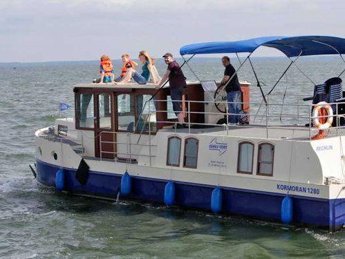 Huisboot Kormoran 1280 · 2015