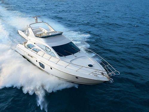 Imbarcazione a motore Azimut 55 (2007)