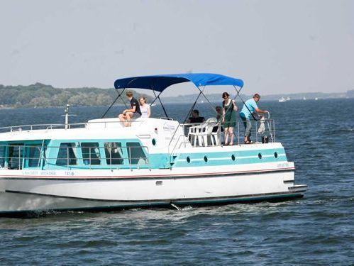Hausboot Vetus 1500 · 2010