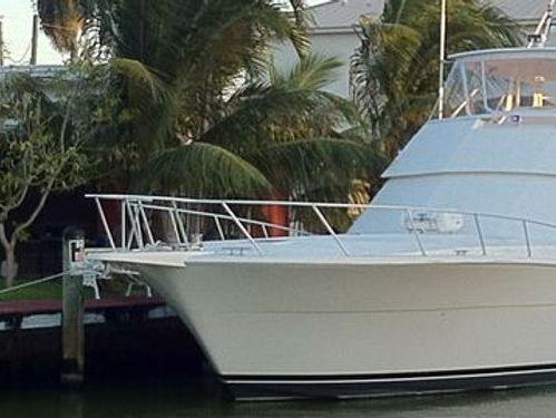 Motorboat Viking 61 · 1998