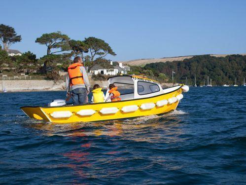Motorboat Custom Built (2010)