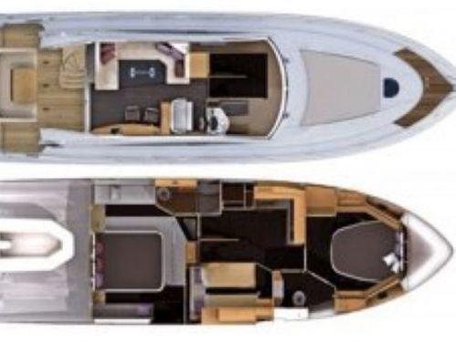 Motorboat Beneteau Monte Carlo 47 Fly · 2011