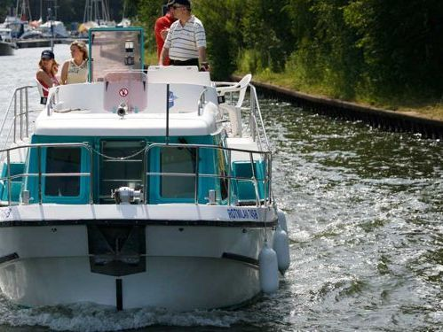 Houseboat Vetus 915 · 2010