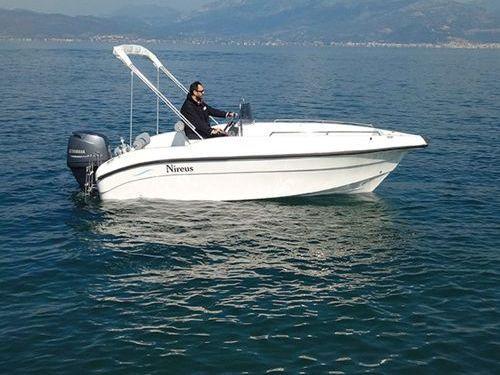 Speedboat Nireus W53 Elegance · 2019