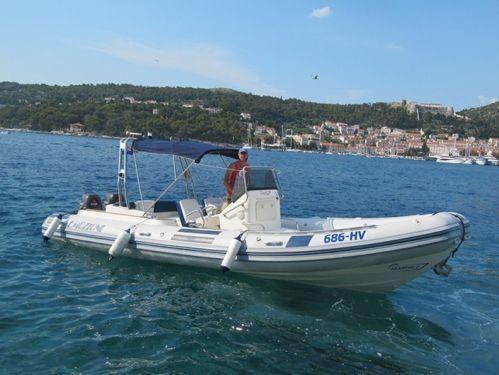 Imbarcazione a motore Baracuda 23 · 2012