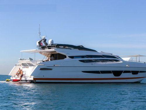 Motorboot Numarine 105 · 2016