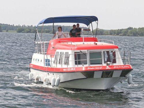 Motorboot Pirate 1200 G (2018)